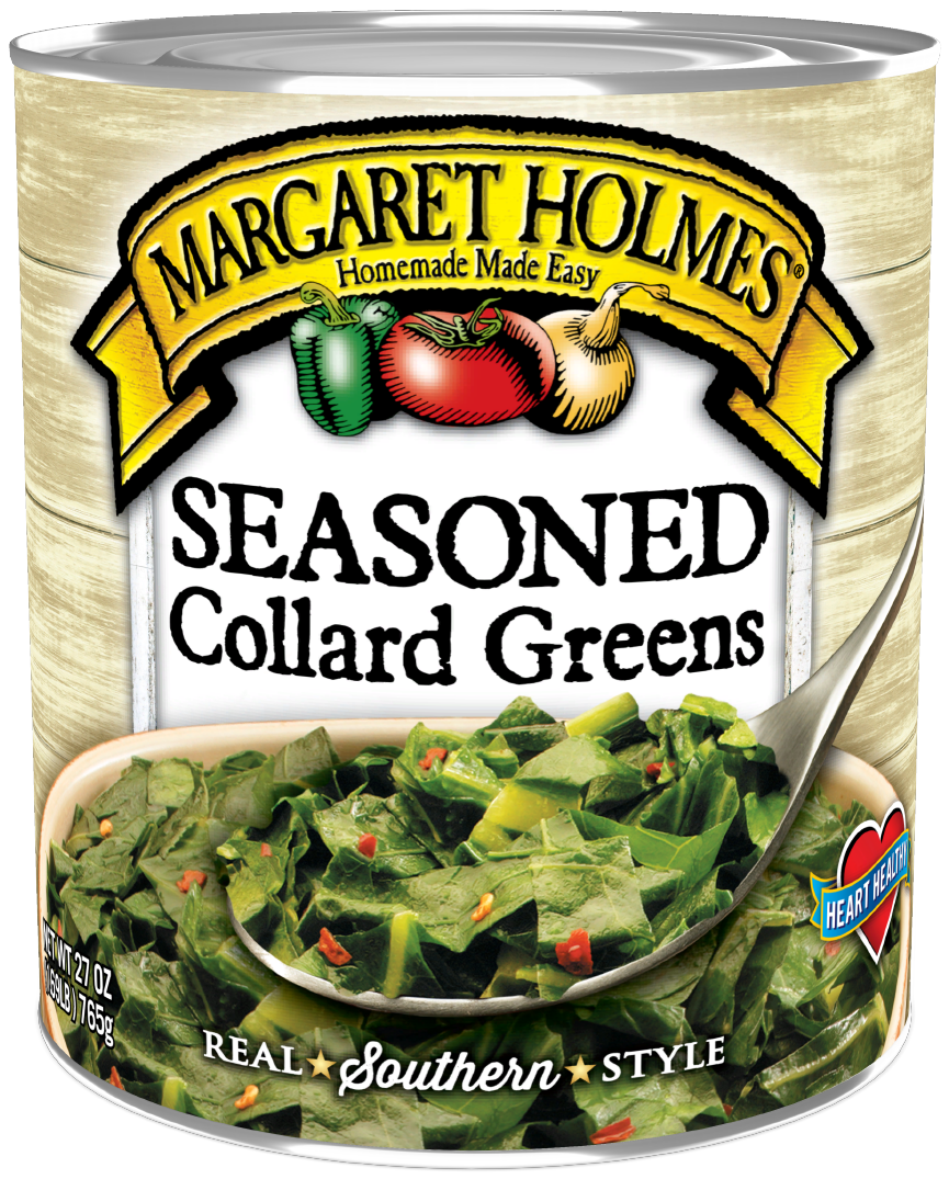 Seasoned Collard Greens