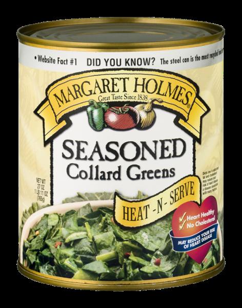 Seasoned Collard Greens