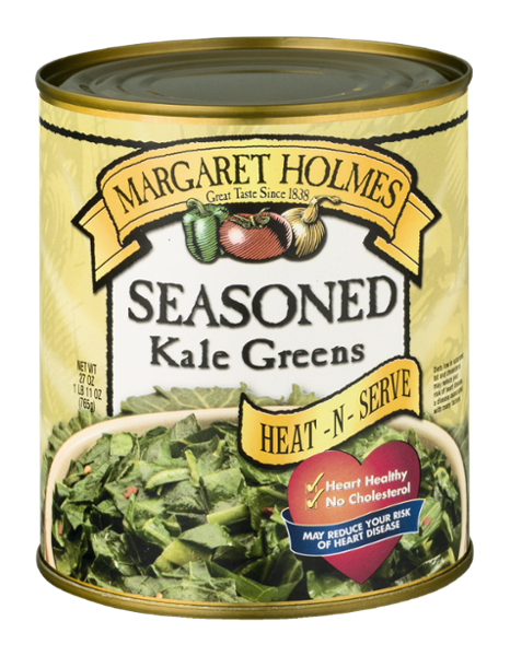 Seasoned Kale Greens