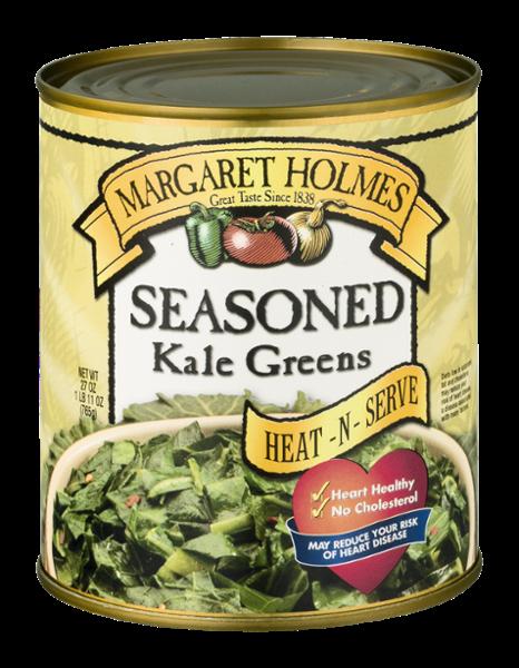Seasoned Kale Greens