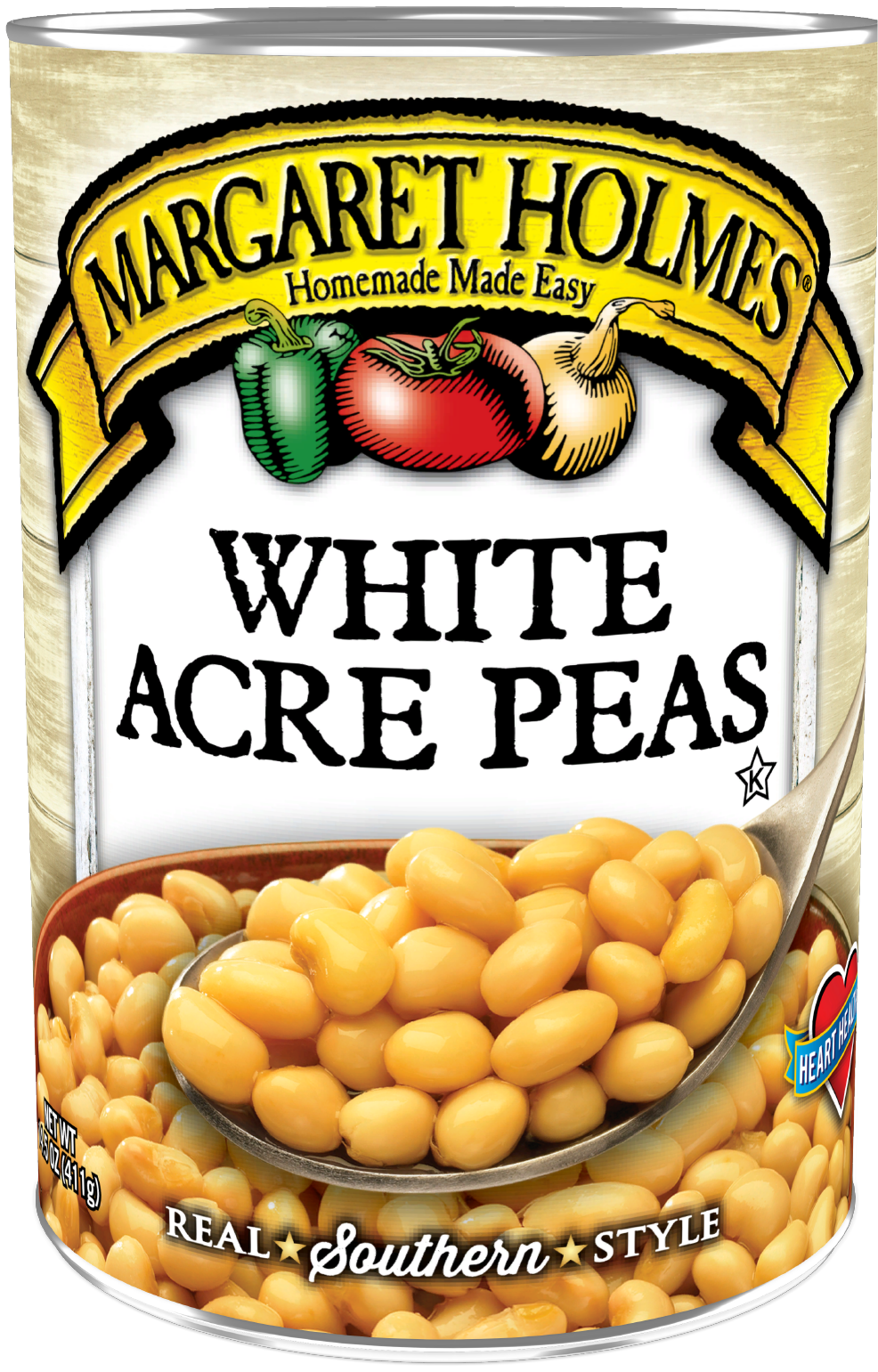 White Acre Peas