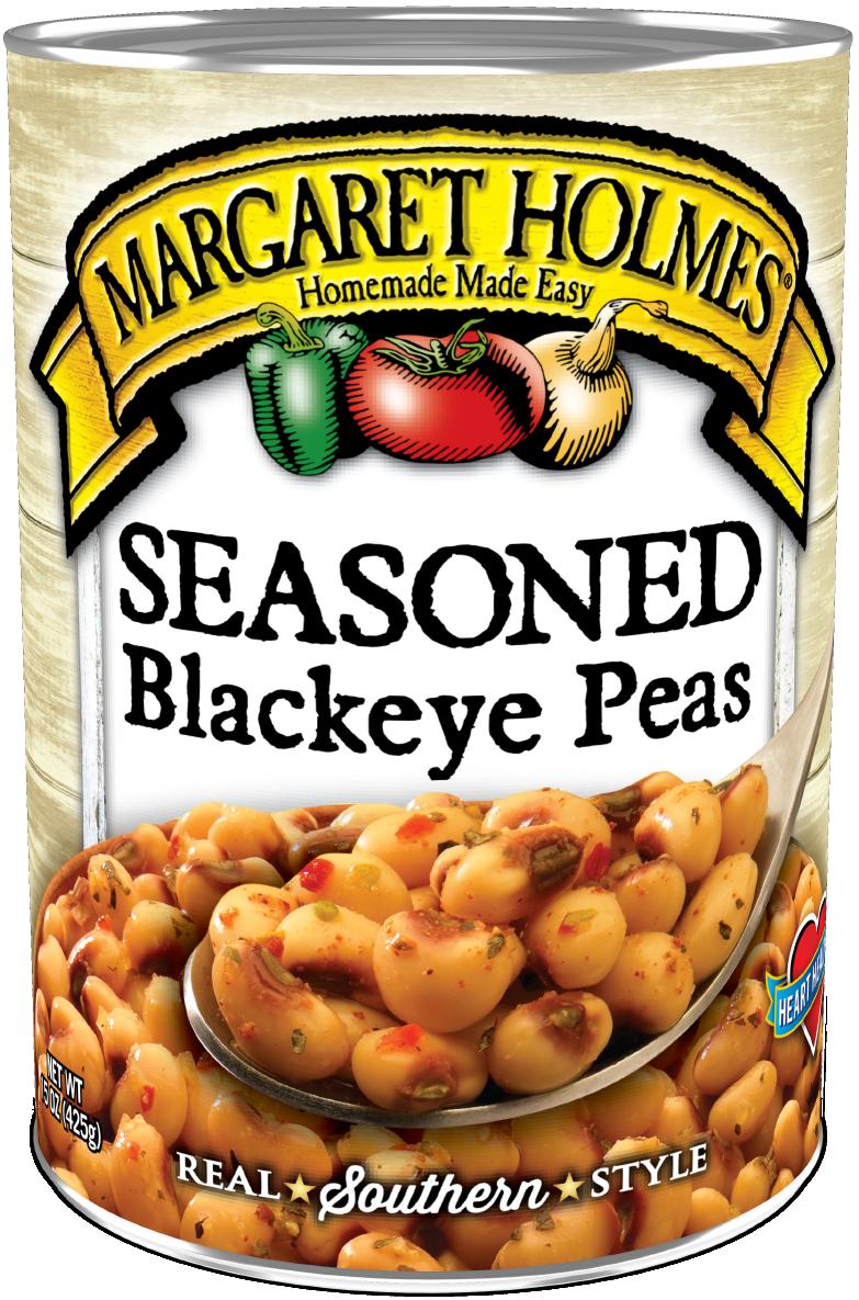 Seasoned Blackeye Peas