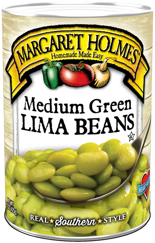 Medium Green Lima Beans