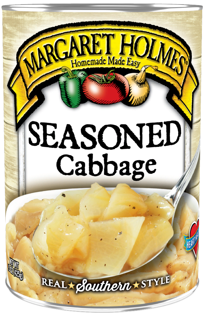 Seasoned Cabbage