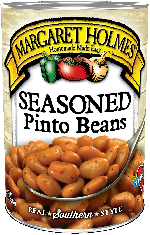 Seasoned Pinto Beans