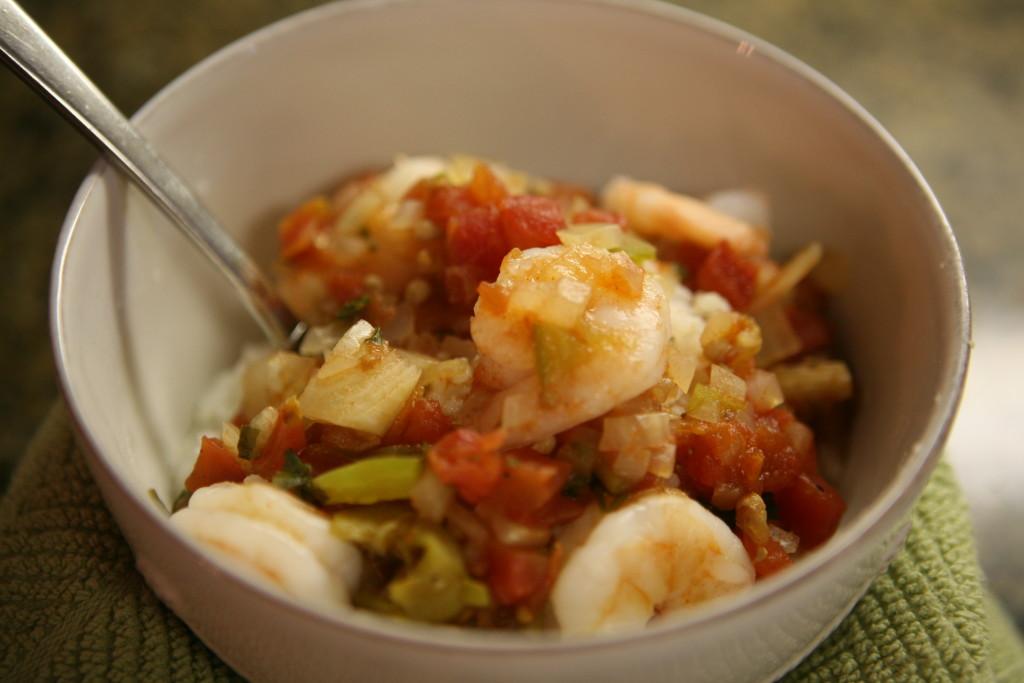 Aslund's Shrimp Creole