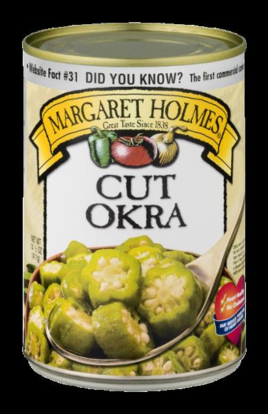 Cut Okra