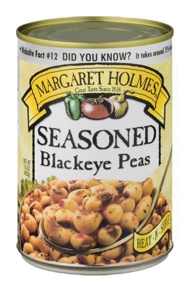 Seasoned Blackeye Peas