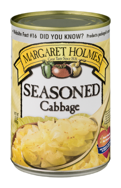 Seasoned Cabbage