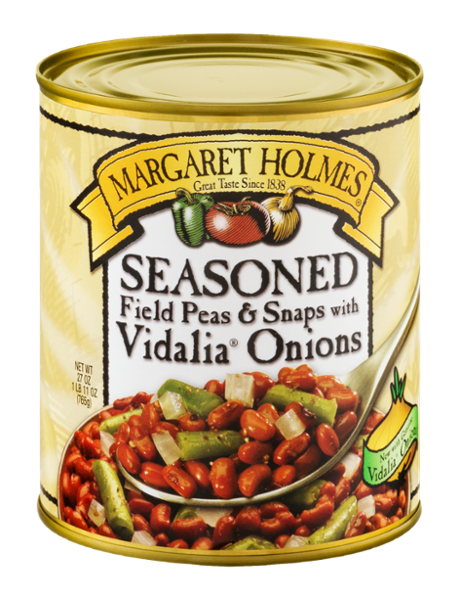 Seasoned Field Peas & Snaps with Vidalia® Onions