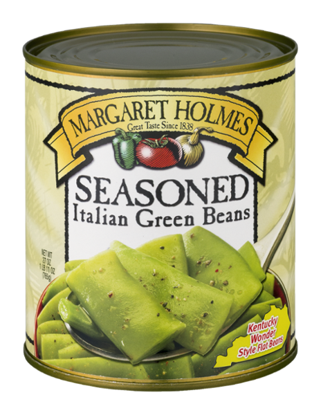 Seasoned Italian Green Beans