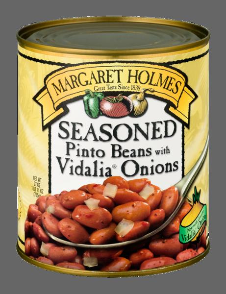 Seasoned Pinto Beans with Vidalia® Onions