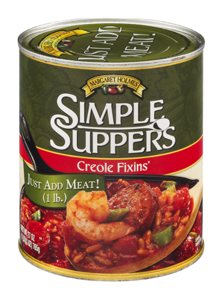 Simple Suppers Creole Fixins'