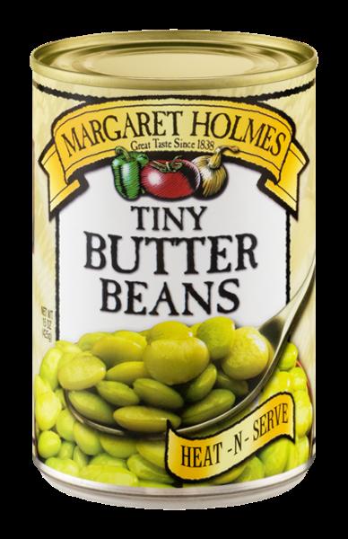Tiny Butter Beans