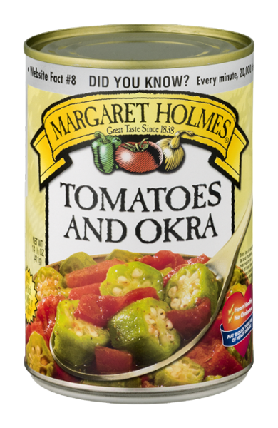 Tomatoes and Okra