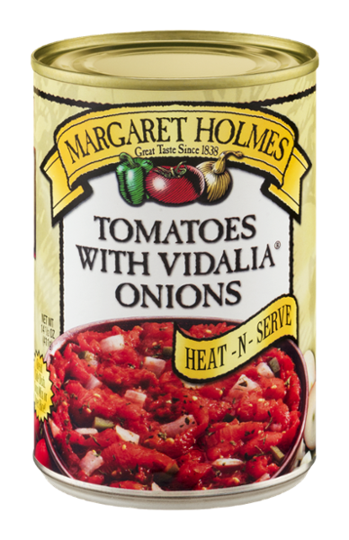 Tomatoes with Vidalia® Onions