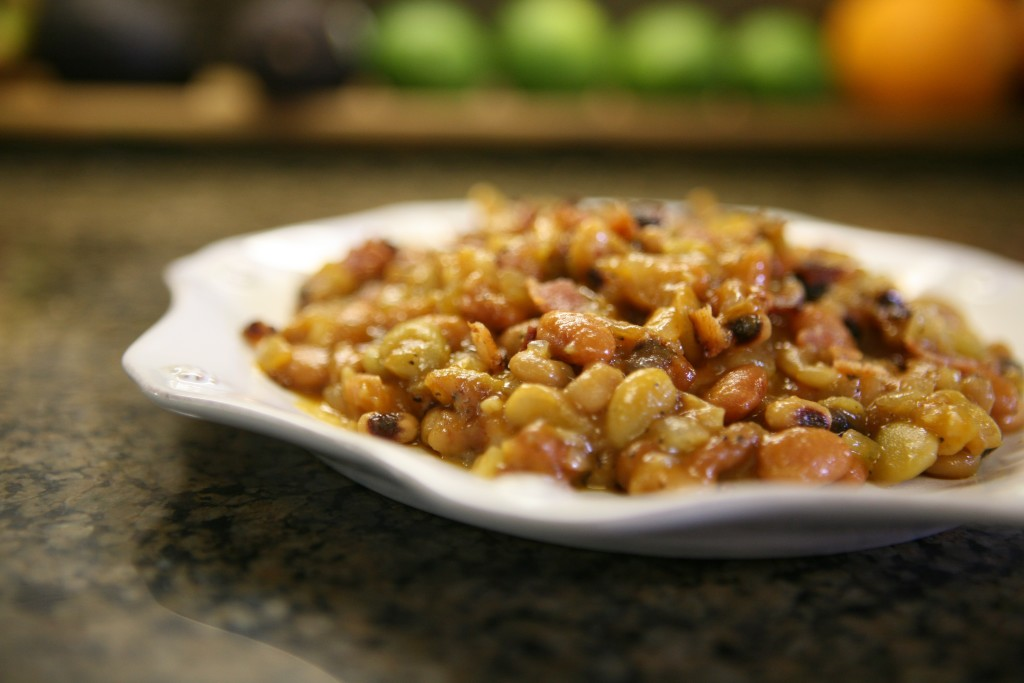 Southern BBQ Beans