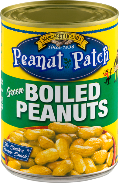 Original Green Boiled Peanuts