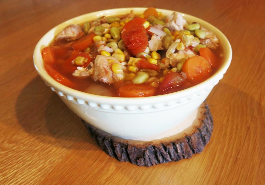 Mr. Ed's Brunswick Stew