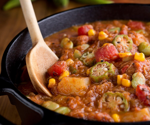 Mr. Ed's Brunswick Stew