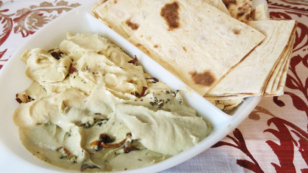 Butter Bean Hummus