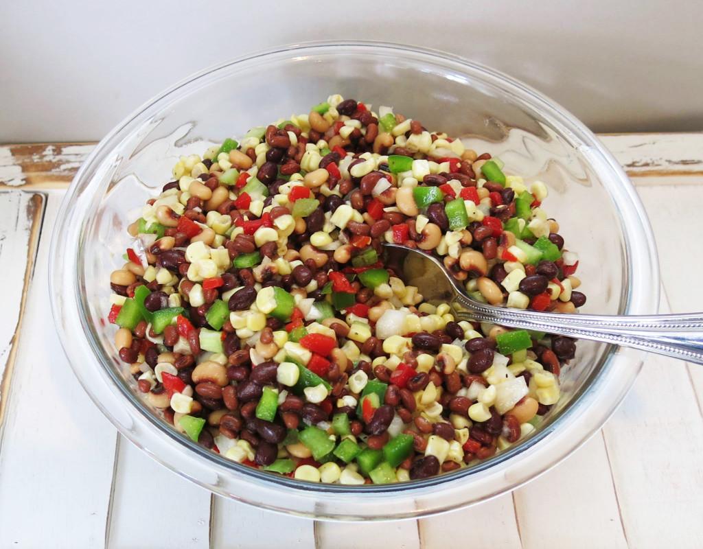 Mangum's Pottery Salad