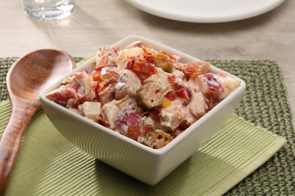 Spicy Southern Potato Salad