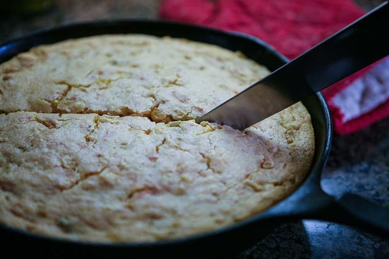 Southern Cornbread Casserole