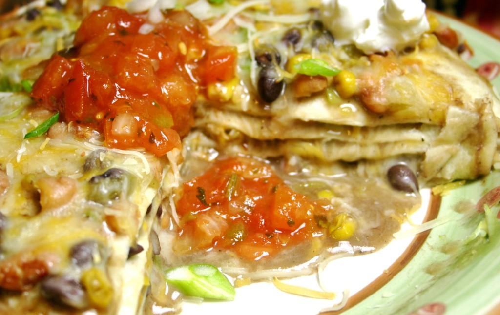 Southern Tortilla Stacks