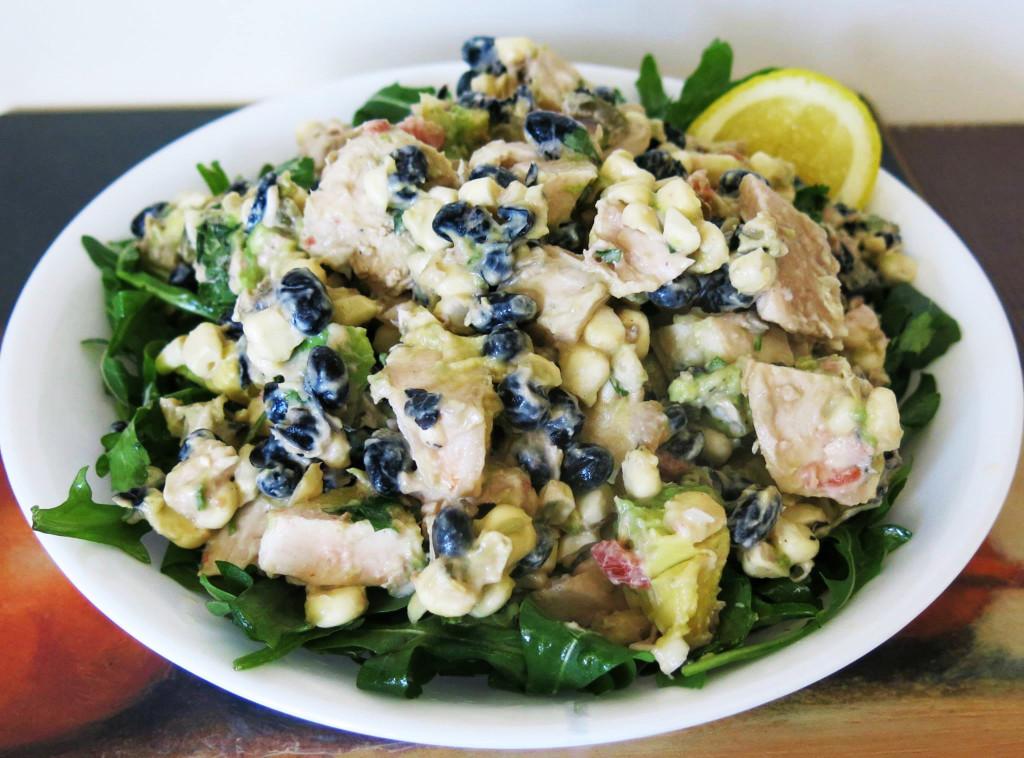 Southwestern Turkey Salad