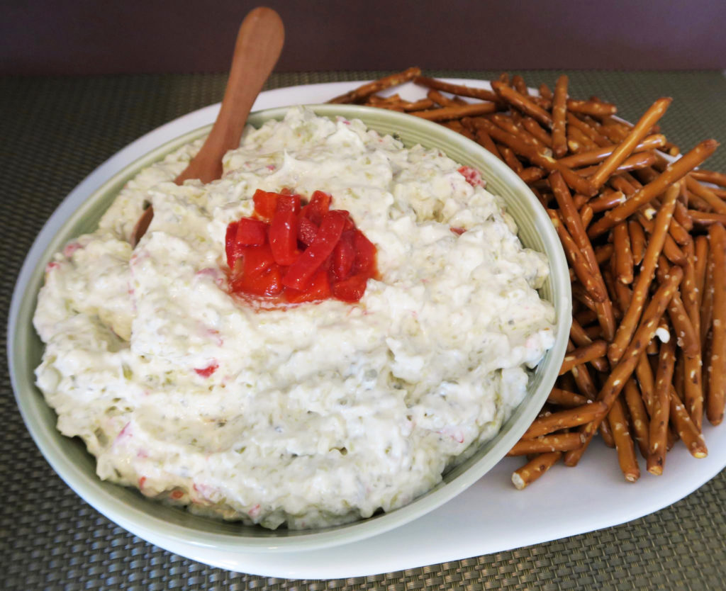Dill Pickle & Green Bean Dip
