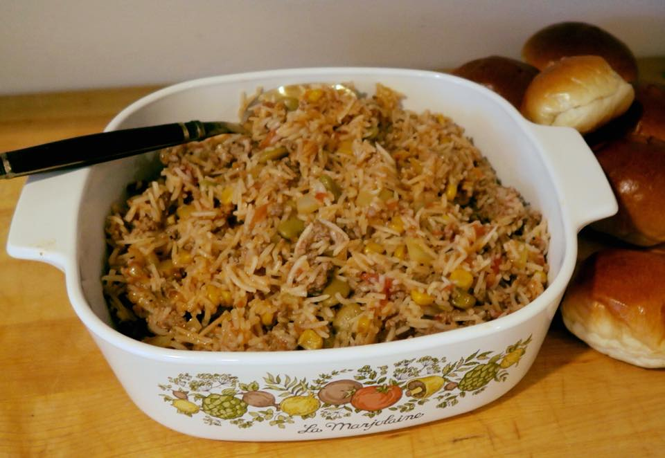 Southern Style Spanish Rice